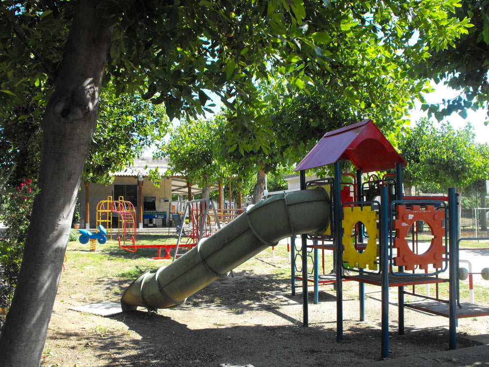 Parco giochi Camping Belvedere