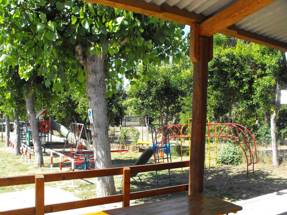 Parco giochi per bambini Camping Belvedere