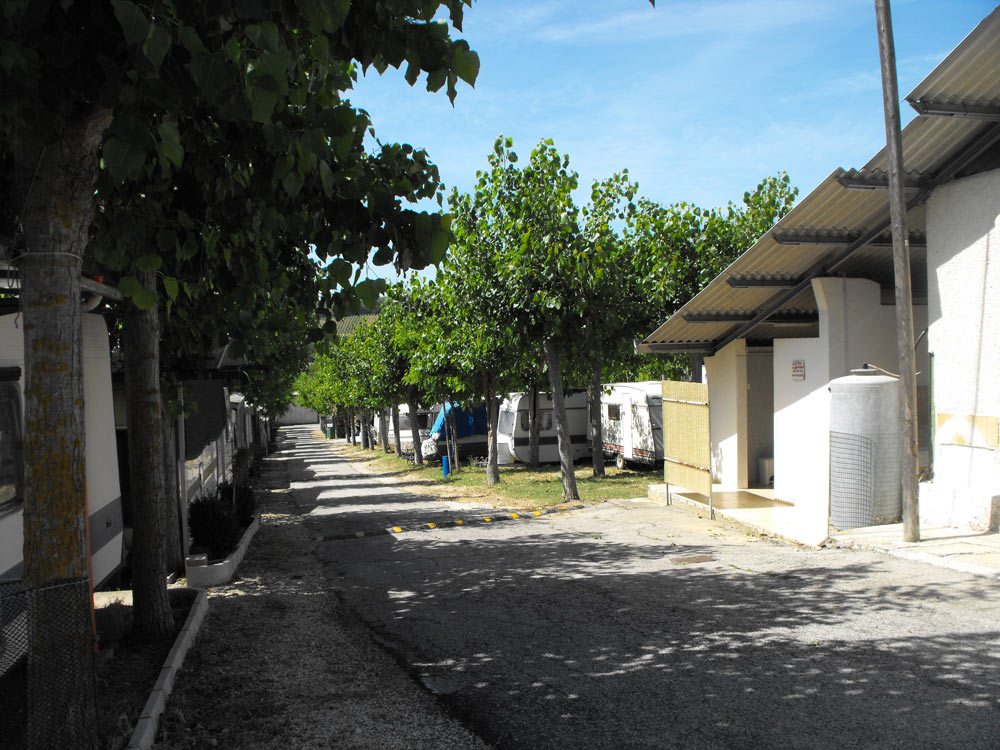 Piazzole Camping Belvedere